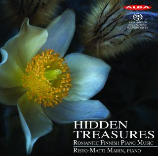 Hidden Treasures - Romantic Finnish Piano Music - Marin, Risto-Matti (piano)