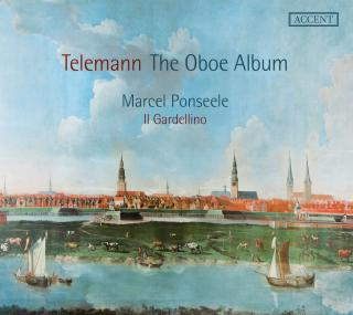 Telemann, Georg Philipp: The Oboe Album - Ponseele, Marcel