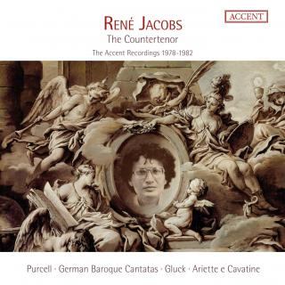 René Jacobs: The Countertenor - The Accent Recordings 1978-1982 - Jacobs, René