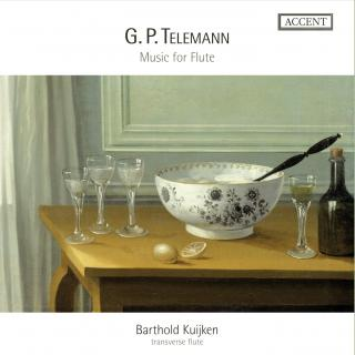 Telemann, Georg Philipp: Music for Flute - Kuijken, Barthold