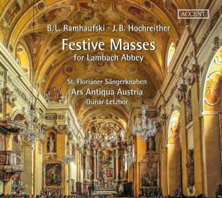 Festive Masses for Lambach Abbey - Letzbor, Gunar / Ars Antiqua Austria