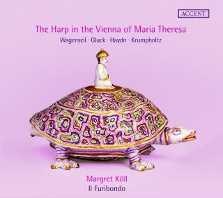 The Harp in the Vienna of Maria Theresa - Köll, Margret (single action harp)