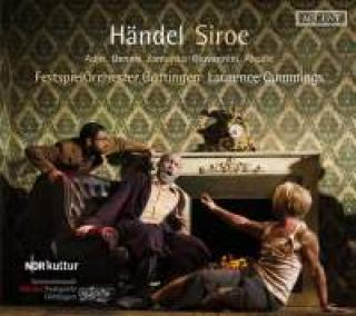 Handel, Georg Frideric: Siroe, King Of Persia, Hwv24 - Cummings, Laurence