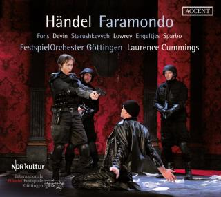Handel, George Frideric: Faramondo - Opera - Cummings, Laurence