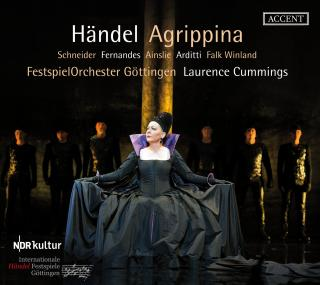 Handel, Georg Frideric: Agrippina - opera - Cummings, Laurence