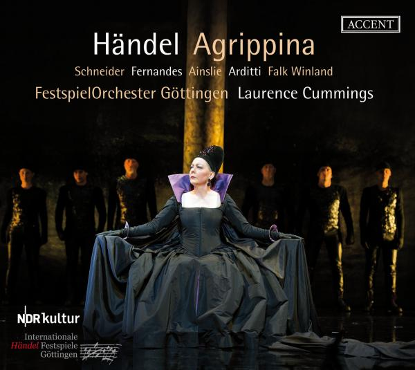 Handel, Georg Frideric: Agrippina - opera <span>-</span> Cummings, Laurence