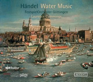 Händel, George Frideric: Water Music