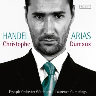 Handel Arias - Dumaux, Christophe (countertenor)