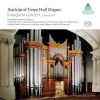Auckland Town Hall Organ: Inaugural Concert 21st March 2010