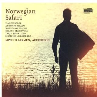 Norwegian Safari - Farmen, Øivind