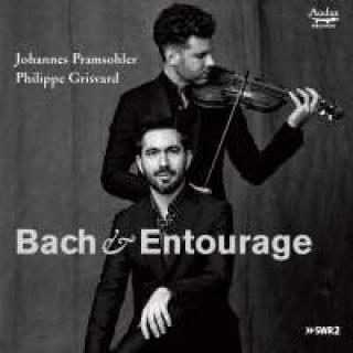 Bach & Entourage - Sonatas for violin and basso continuo by Bach, Pisendel, Krebs and Graun - Pramsohler, Johannes