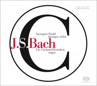 J.S. Bach: Works for violin & organ