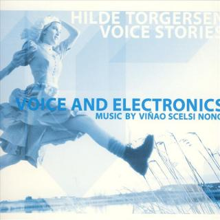 Voice Stories - Voice And Electronics - Torgersen, Hilde