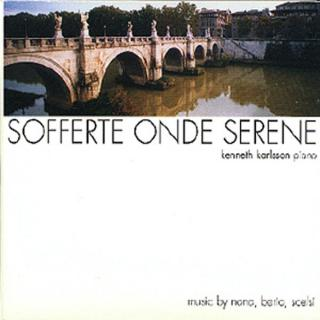 Sofferte Onde Serene - Karlsson, Kenneth