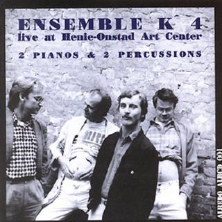 Live At Henie-Onstad Artcenter - Ensemble K4