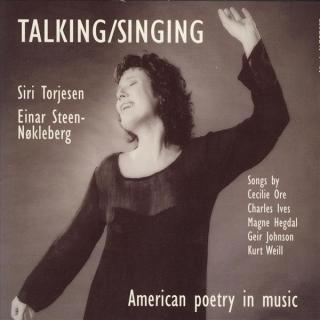 Talking / Singing - Torjesen, Siri