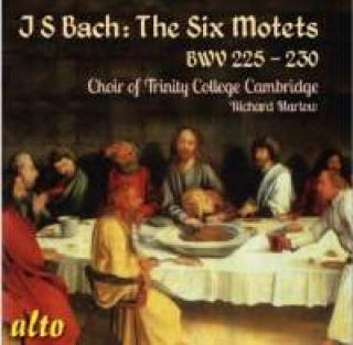 Bach, Johann Sebastian: Motetter, BWV225-230 - Choir of Trinity College, Cambridge