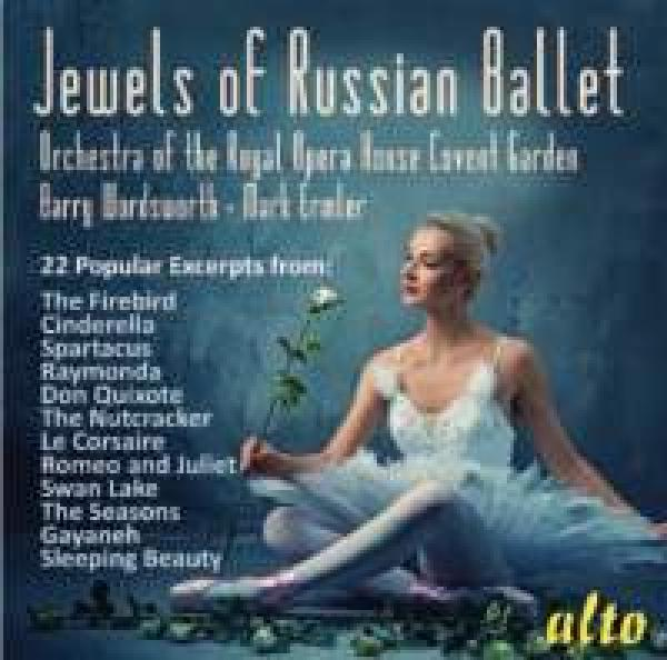 Jewels of Russian Ballet - Ermler, Mark / Wordsworth, Barry