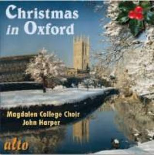 Christmas in Oxford - Early, Victorian and Modern Carols - Choir of Magdalen College Oxford