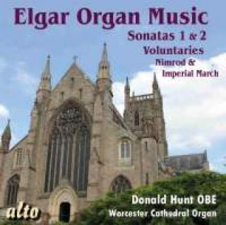 Elgar, Edward: Complete Organ Music - Hunt, Donald