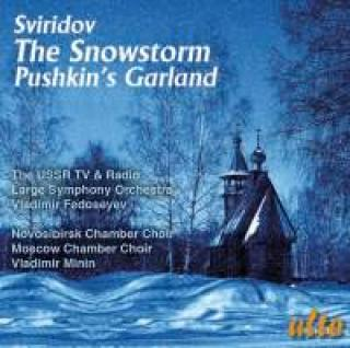Sviridov, Gyorgy: The Snowstorm, Pushkin's Garland & Three Choruses - Fedoseyev, Vladimir