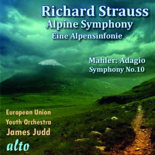 Strauss, Richard: Eine Alpensinfonie - Judd, James