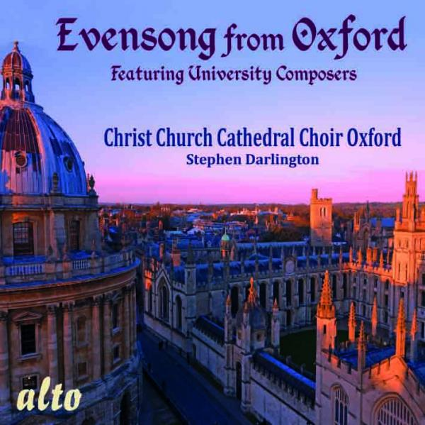Evensong from Oxford <span>-</span> Christ Church Cathedral Choir, Oxford | Darlington, Stephen
