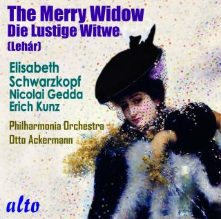 Lehar, Franz: The Merry Widow / Die Lustige Witwe – Operetta