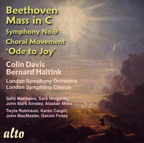 Beethoven, Ludwig van: Mass in C; Symphony No. 9, 4th mvt; <span>-</span> London Symphony Orchestra & Chorus | Davis, Colin* | Haitink, Bernhard