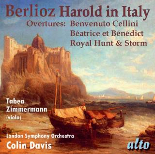Berlioz, Hector: Harold in Italy Op.16, & Overtures: - Davis, Colin | London Symphony Orchestra