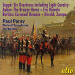 Suppé & Favourite French Overtures <span>-</span> Detroit Symphony Orchestra | Paray, Paul
