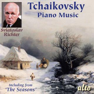 "Tchaikovsky, Piotr: Piano Music incl ""The Seasons"" (excerpts) - Richter, Sviatoslav - piano"
