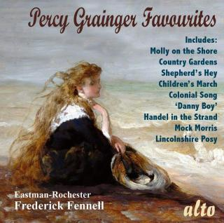 Percy Grainger Favourites - Fennell, Frederick / Eastman-Rochester Orchestra & Winds