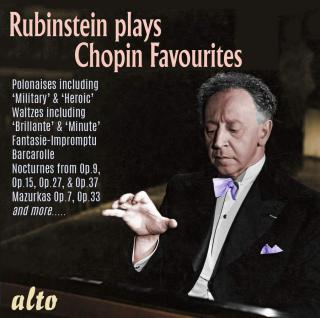 Rubinstein plays Chopin Favourites - Rubinstein, Arthur (piano)