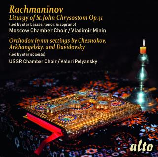 Rachmaninov: Liturgy of St.John Chrysostom, Op.31 / etc.