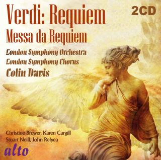 Verdi, Giuseppe: Messa da Requiem - London Symphony Orchestra | London Symphony Chorus | Davis, Colin