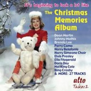 The Christmas Memories Album - It`s Beginning to Look a Lot like Xmas - Various Artists