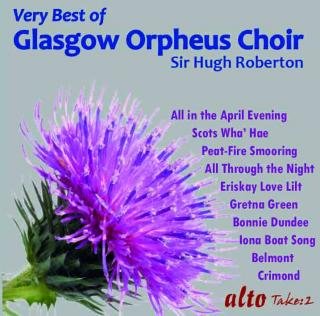 The Very Best of the Glasgow Orpheus Choir - Glasgow Orpheus Choir