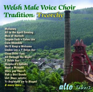 Welsh Male Voice Choir Tradition: Treorchy - Treorchy Male Voice Choir