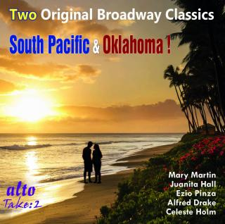 Rodgers & Hammerstein: South Pacific & Oklahoma - Original Broadway Cast with Chorus & Orchestra
