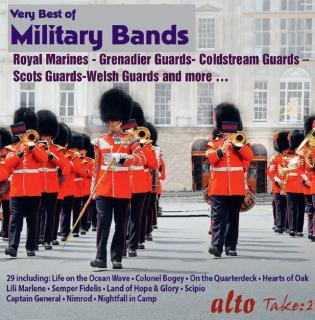 Very Best of Military Bands - UK Military Bands