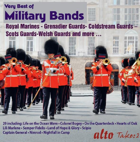 Very Best of Military Bands <span>-</span> UK Military Bands