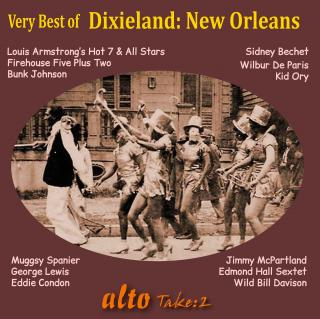 Very Best of – Dixieland New Orleans - Diverse artister