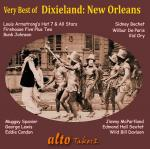 Very Best of – Dixieland New Orleans <span>-</span> Diverse artister