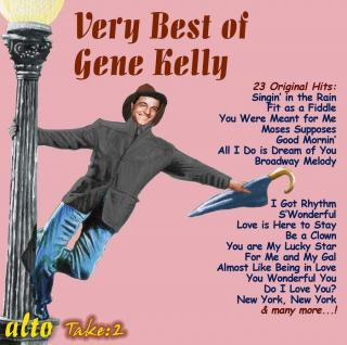 The Very Best of Gene Kelly - Kelly, Gene