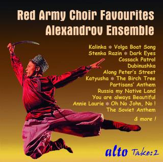 Red Army Choir Favourites - Red Army Choir - Alexandrov Ensemble