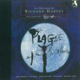Harvey, Richard: Plague and the Moonflower - Libretto by Ralph Steadman - Corp, Ronald