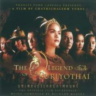 Harvey, Richard: The Legend of Suriyothai (OST) - Harvey, Richard