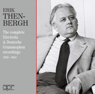 Then-Bergh, Erik: The Complete Electrola & DGG Recordings 1938-1958 - Then-Bergh, Erik