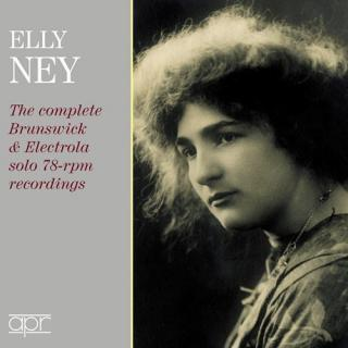 Elly Ney - The complete Brunswick & Electrola solo 78-rpm recordings - Ney, Elly (piano)
